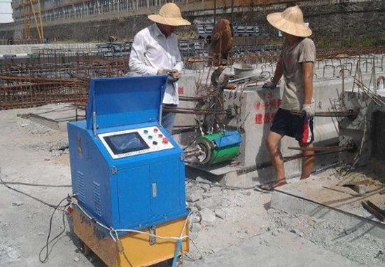 浙江申嘉湖高速维修使用高速公路张拉设备