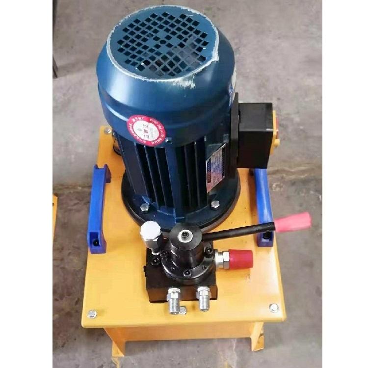 护坡专用配套设备-便携式电动油泵